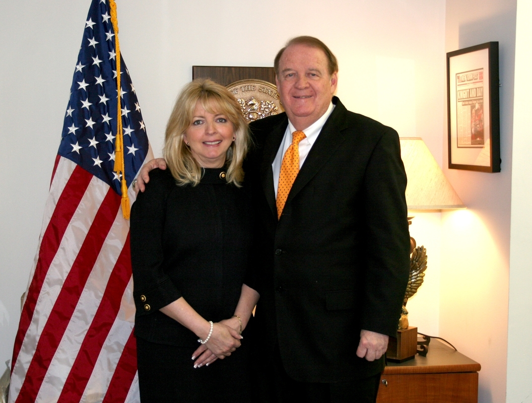 Senator and Mary Jo Head Shot